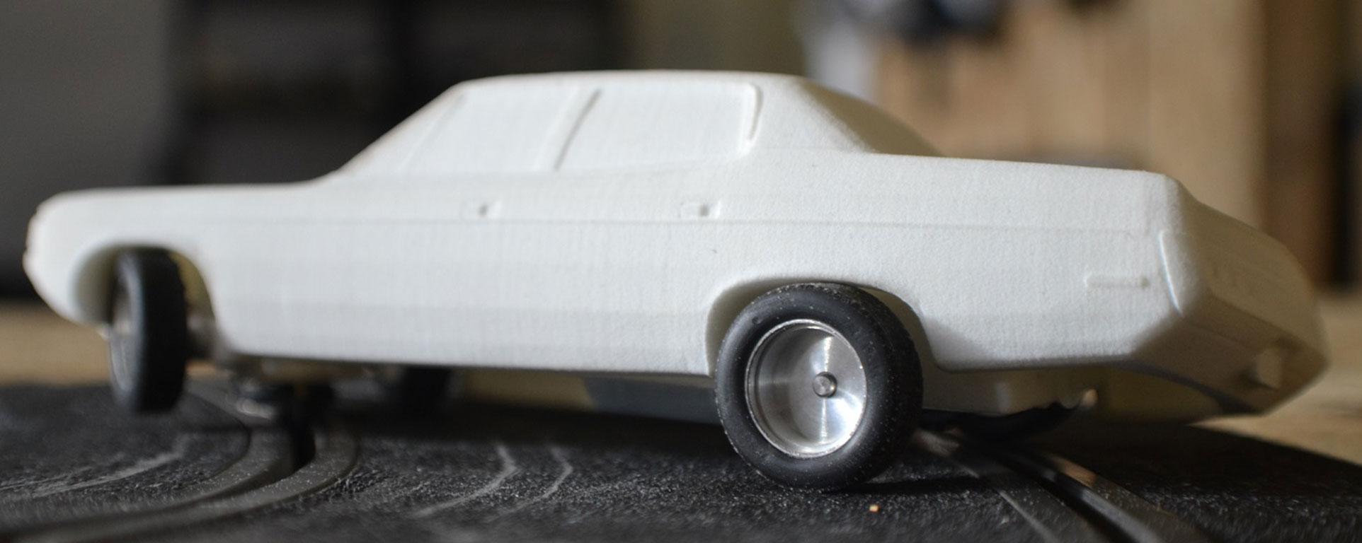 3d-printed-scalextric-car | 3DPRINTUK