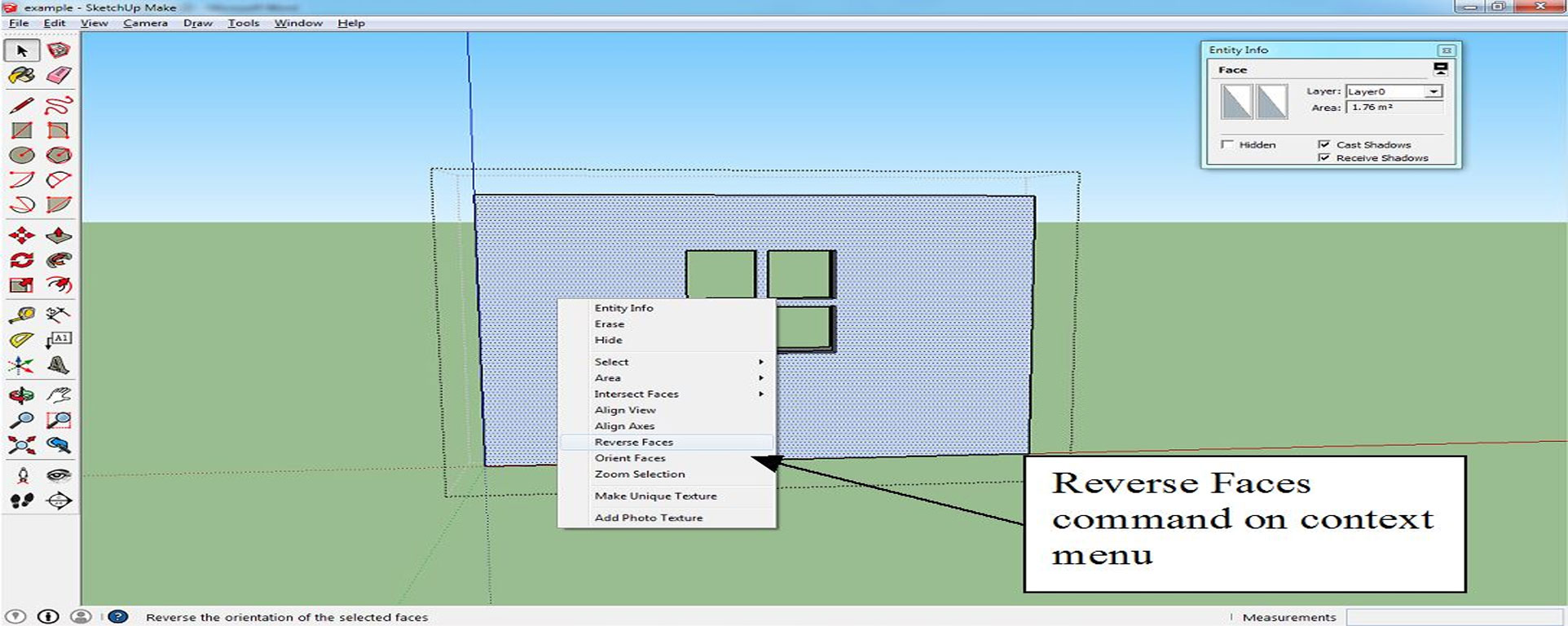 Making Structures Solid'- A Sketchup Tutorial by Paul Childerhouse