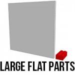 large-flat-parts
