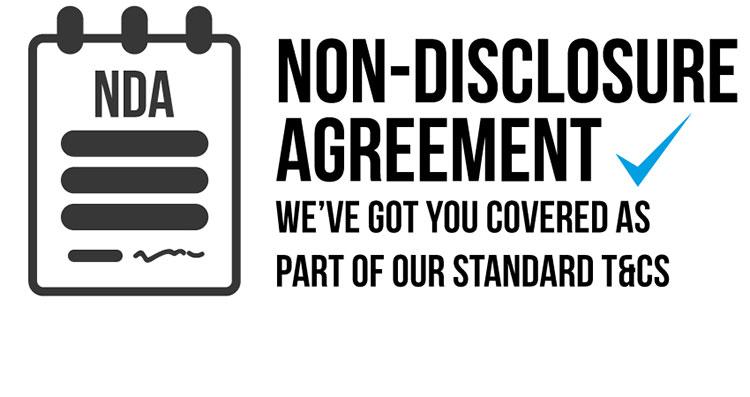 Non Disclosure Agreement Nda 3d Printing Uk 3dprintuk