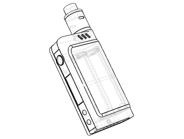 3D Printed Vape Mod | Squonk Mod Manufacture UK | E Cigarette